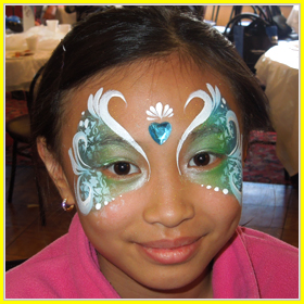 Prices for chicago face painters for Face painting rates